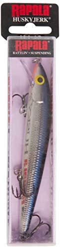 Rapala(ラパラ) ミノー ハスキージャーク 10cm 10g シルバー S HJ10-S ルアー