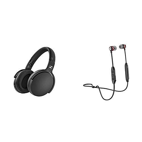 Sennheiser 350 Bt and Sennheiser Cx 120 Earphones