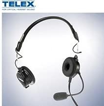 TELEX AIRMAN ANR 850 AVIATION HEADSET - AIRBUS PLUG