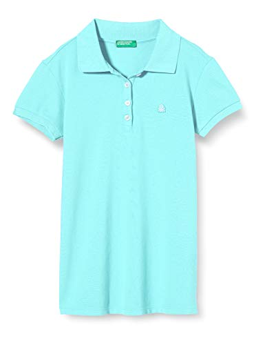 United Colors of Benetton Meisjes Maglia Polo M/M Poloshirt