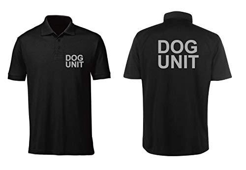 Camisa Polo para Perro, Modelo SIA Doorman Patrol Unit Handler Dog Handler K9 Small