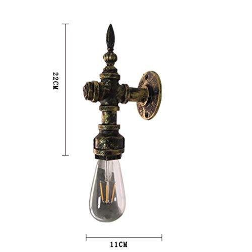 Wandlamp wandlamp wandlamp glas spiegel voorlicht verlichting muur accessoires industriële vintage wandlamp vloerlamp 1 exemplaar