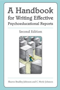 A Handbook for Writing Effective Psychoeducational Reports