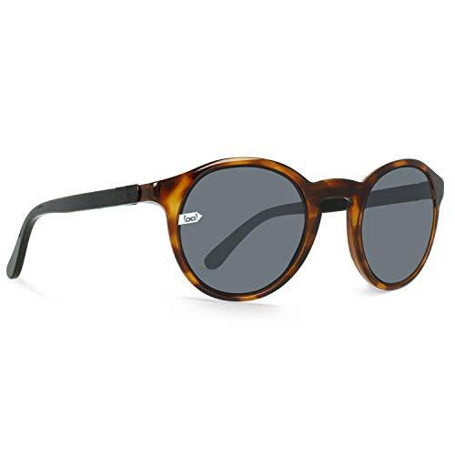 Gloryfy unbreakable eyewear (Gi8 Panto havanna) - Unzerbrechliche Sonnenbrille, Lifestyle, Damen, Herren, Havanna-Braun