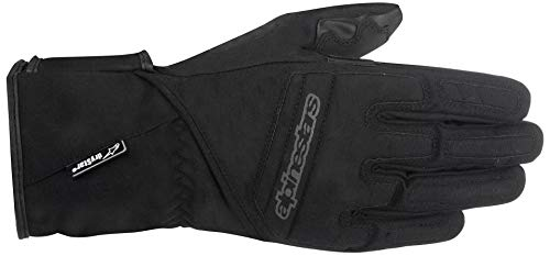 Alpinestars Motorradhandschuhe Stella Sr-3 Drystar Gloves Black, Schwarz, XS
