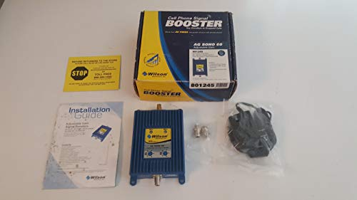 Wilson Electronics 801245 SOHO AG 60 Adjustable Gain Cell Phone Signal Booster