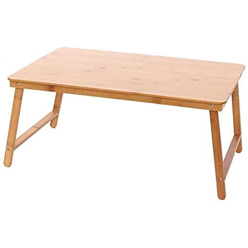 Mesa Auxiliar del sofá, Escritorio de computadora portátil Plegable Aprendizaje pequeña Mesa Moderno Minimalista Mesa Plegable 6 0X39X27 CM Table, Mesa Auxiliar para Sala de Estar
