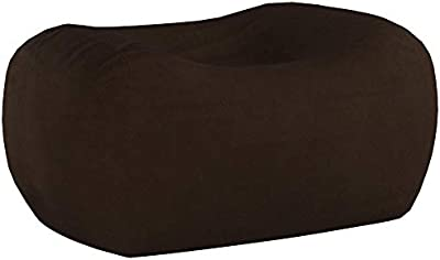 Amazon.com: Puf para sofá, sin relleno, para sala de estar ...