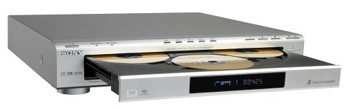 Learn More About Sony DVP-NC80V/S SACD DVD Changer, Silver