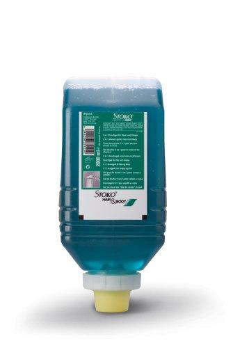 HAIR & BODY 2000ml Softflasche, 2-in-1-Duschgel für Körper und Haar