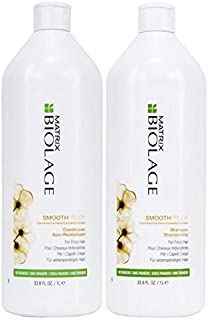 Matrix Biolage Smooth Proof Shampoo & Conditioner Duo Pack - 1L