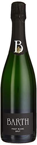 Wein- und Sektgut Barth BIO Pinot Blanc Sekt Brut B.A.(1 x 0.75 L)