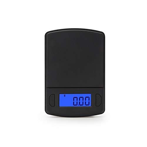 Báscula de cocina digital para alimentos de alta precisión 0.01g joyería escala de gramos de peso de oro báscula electrónica de bolsillo LCD con bandeja de 400 kg