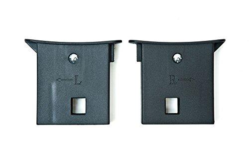 TFK Adaptateurs Römer pour Joggster accessoires pour poussette, black