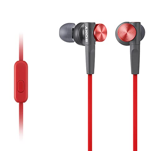 A picture of Sony MDRX50AP earphones