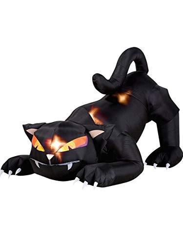 Gemmy Sunstar Industries 23623G Airblown Animated Cat