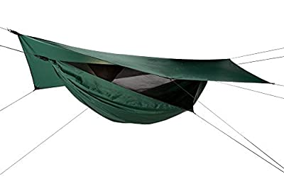 Hennessy Jungle Safari Zip Hammock for Best Sleeping Outside