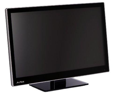 Avtex L216Drs Super Slim Led Combi TV/DVD/Sat Freeview/Recording 12/24V DC - Black, 21 Inch