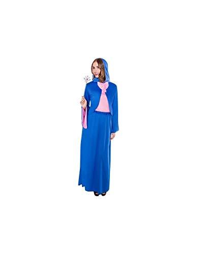 DISBACANAL Disfraz de Hada Madrina Mujer - -, XL