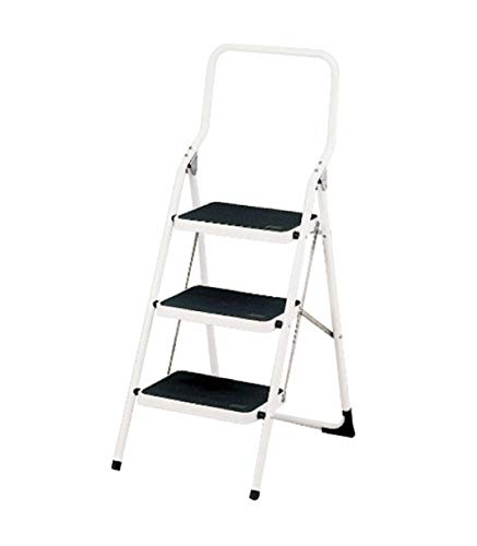 ORYX 23010102 Escalerilla Acero 3 Peldaños Uso Doméstico Plus 🔥