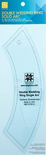 Double Wedding Ring -Single Arc-