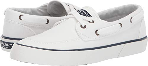 Sperry Pier Boat White 8.5