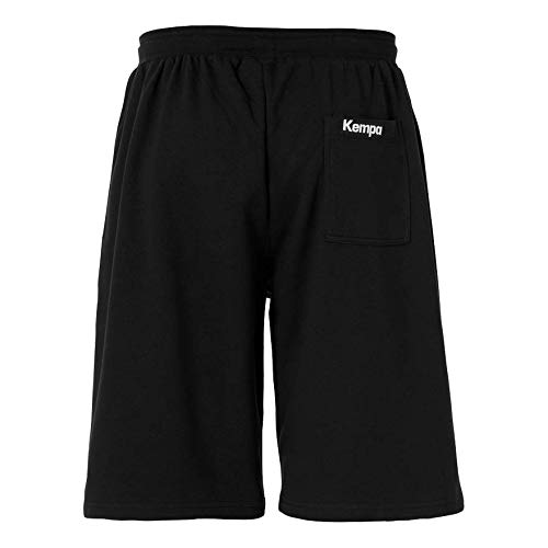 Kempa Core Shorts Hand Homme, Noir, FR (Taille Fabricant : XXL)