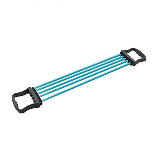 Ejercitador de Músculo Ajustable, Expansor de Pecho de Goma Resistencia, Ejercitador Tensores Musculacion, para Ejercitador De Músculo Fitness Entrenamiento