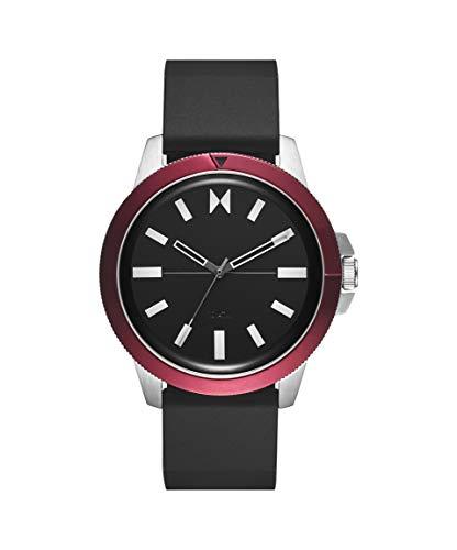 MVMT Reloj Analógico para Hombre de Cuarzo con Correa en Silicona 28000073-D