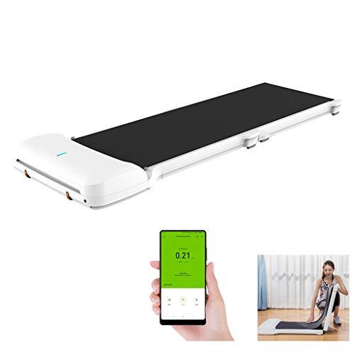 Best Buy! Treadmills Walking Machine Smart Household Small Folding Flat Walking Machine Indoor Fitne...