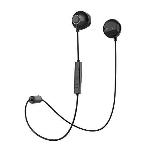 Bluetooth Headset, Wireless Earbuds V4.1 Stereo Noise Canceling Sport Magnetic Headphones Earpieces with Built in Mic Compatible Samsung Galaxy iPhone and More