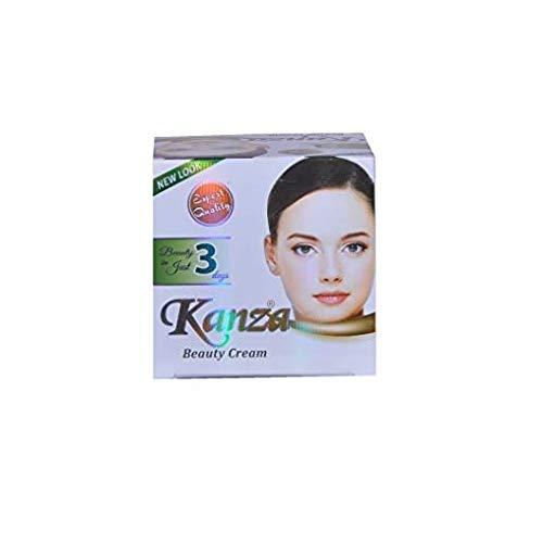 Kanza Beauty Cream Tages- und Nacht-Creme zur Hautpflege, 30 g