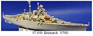 Eduard 1:700 Bismarck Photo-Etch Detail Set for Dragon kit #17019*