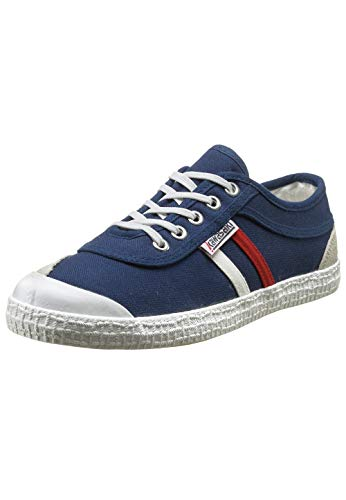 Kawasaki Unisex Retro Canvas Shoe Navy