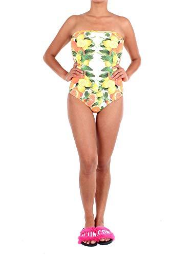Luxury Fashion | Stella Mccartney Dames 458700SBI237278 Wit Elasthaan Badpakken | Seizoen Outlet