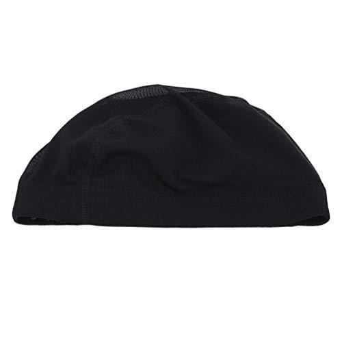 MOONQING Bonnets de Perruque Unisexe Snood Cap pour Cheveux Longs et Courts
