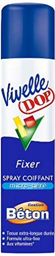 VIVELLE DOP - Spray Coiffant Fixation Beton 24h Pour...