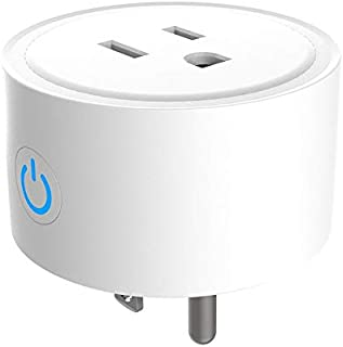 ZicHEXING-US Tp20 Mini Smart Plug Outlet Compatible With Alexa Google Assistant Socket US