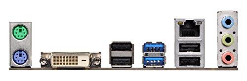 ASRock H110 Pro BTC+ Motherboard (Intel 1151 Sockel, Intel H110 Chipsatz) mehrfarbig