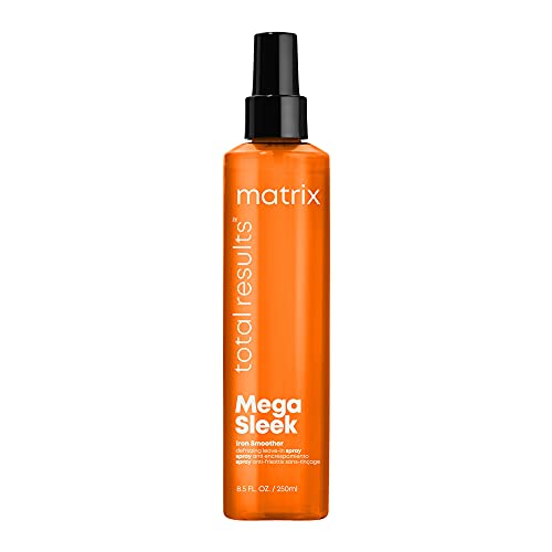Matrix Total Results Mega Sleek Iron Smoother Leave-In Spray 250ml
