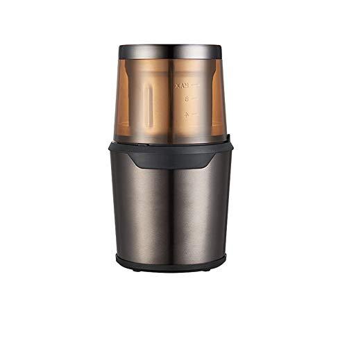 BCLGCF Molinillo De Café Eléctrico, Funcionamiento Silencioso, 300 Ml De Gran Capacidad,...