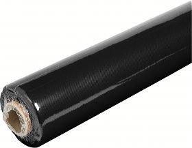 Cogir - Nappe Papier Non Tissé Noir 1,20X10M