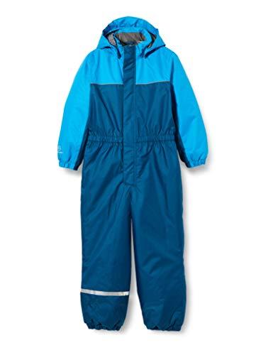 Color Kids Jungen Anzug mit Futter Schneeanzug, Sailor Blue, 104