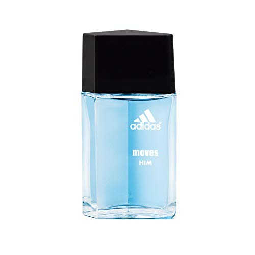 Adidas Moves For Men Eau De Toilette Spray, 1 Fl Oz
