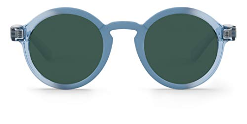 Mr. Boho Dalston Gafas de sol, Azul (Arctic), Única Unisex