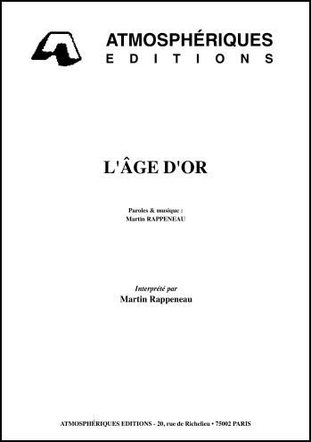 L\'AGE D\'OR