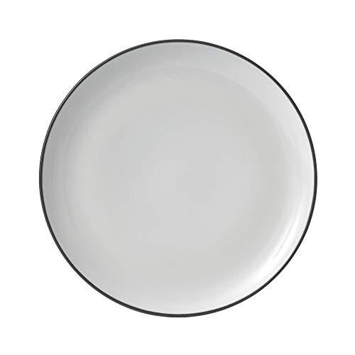 Royal Doulton Teller, 21cm, Weiß