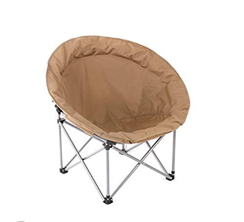 Z-ZH Freizeit Camping Stuhl Mit/Hocker Zusammenklappbare Klappsitz Ultraleicht Ergonomie Bank Mini Runde Angelstühle Für Camping Malerei Outdoor-aktivitäten Tragbare