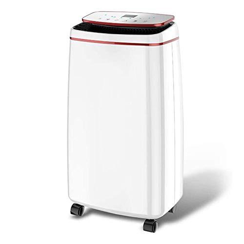 CHENJIA Capacidad de deshumidificación de pequeño deshumidificador 22 litros/día Adecuado para 10-50 Metros Cuadrados adecuados para el sótano de Oficina del Dormitorio