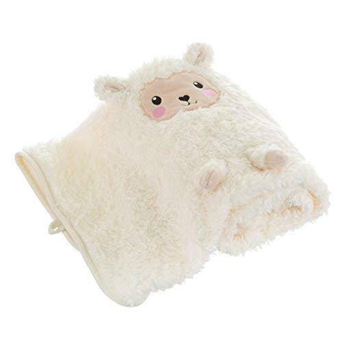 Couverture bébé petit lama